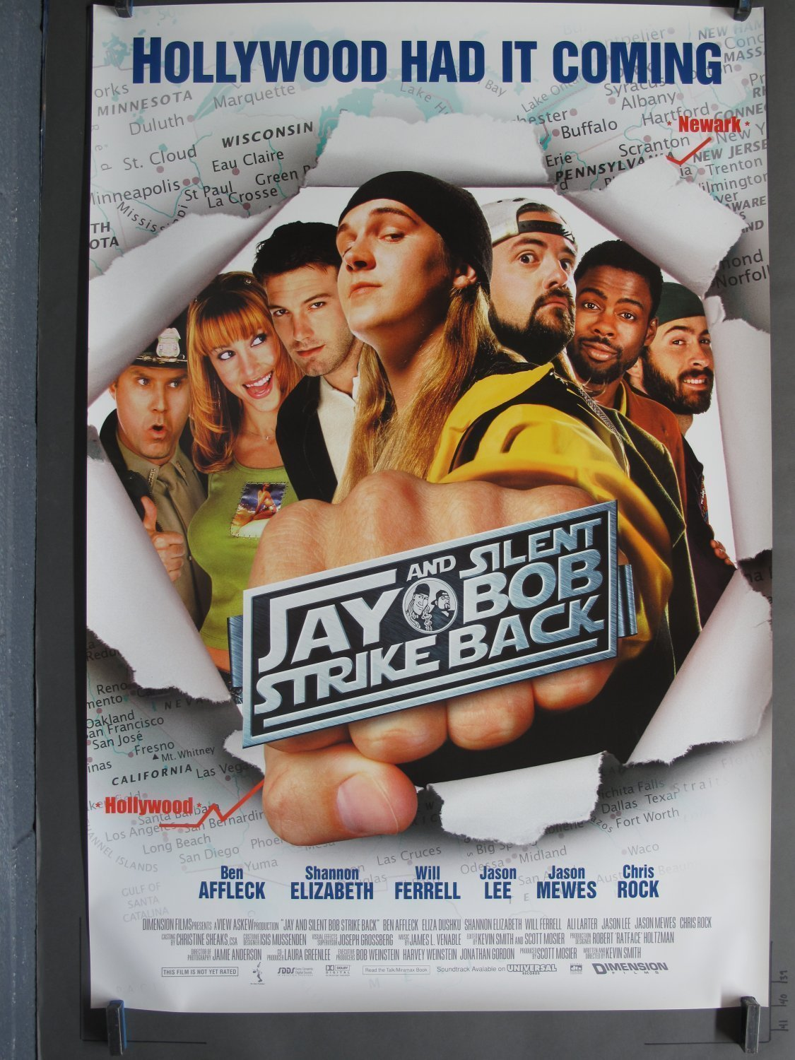 jay and silent bob strike back 2001 one