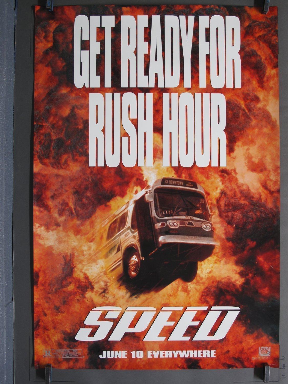 Speed 1994 Teaser One