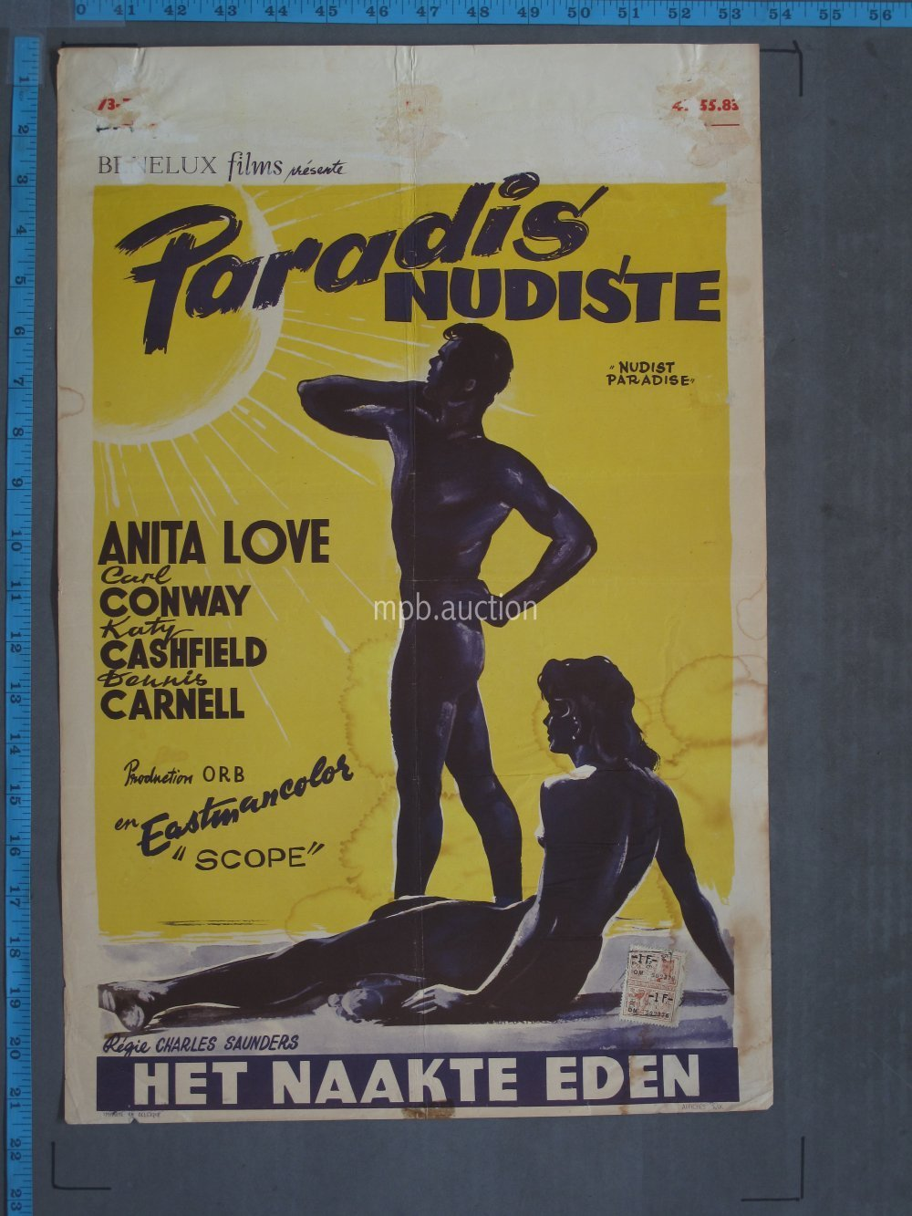 Filme - Natures Paradise - 1959
