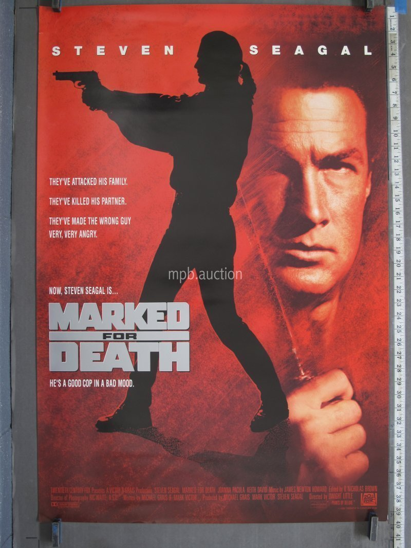 Steven Seagal Marked For Death